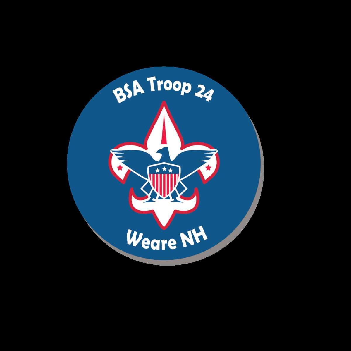 Boy Scout Troop Logo