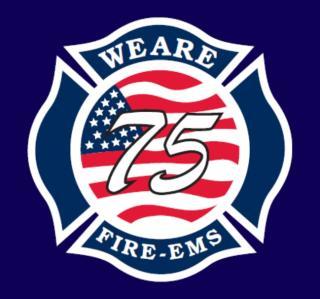 Weare Fire Department Logo